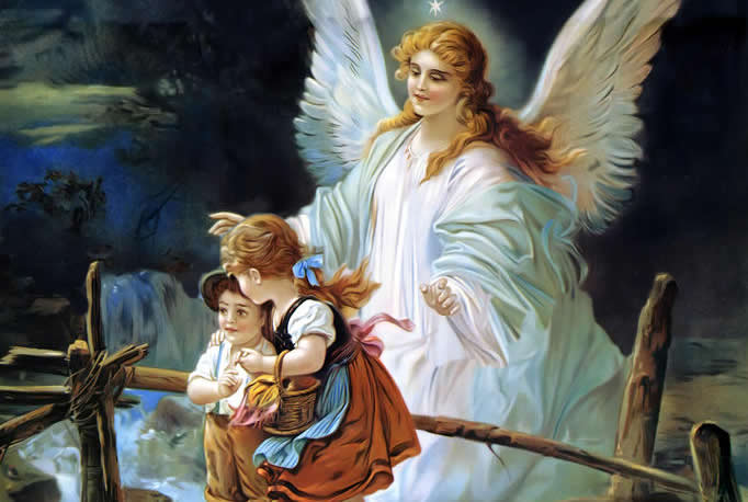 Image result for PICTURES OF GUARDIAN ANGELS